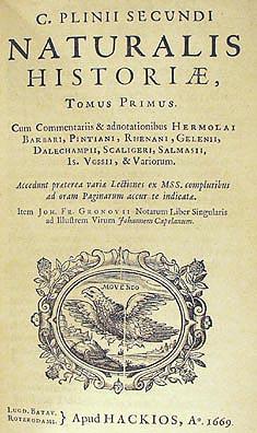 Naturalis historia Plinio wikimedia commons