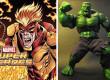Superpoderes bacterianos III: Pyro y el increíble Hulk