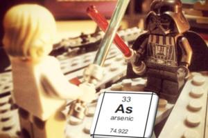 El Arsénico: ¿Skywalker o Vader?
