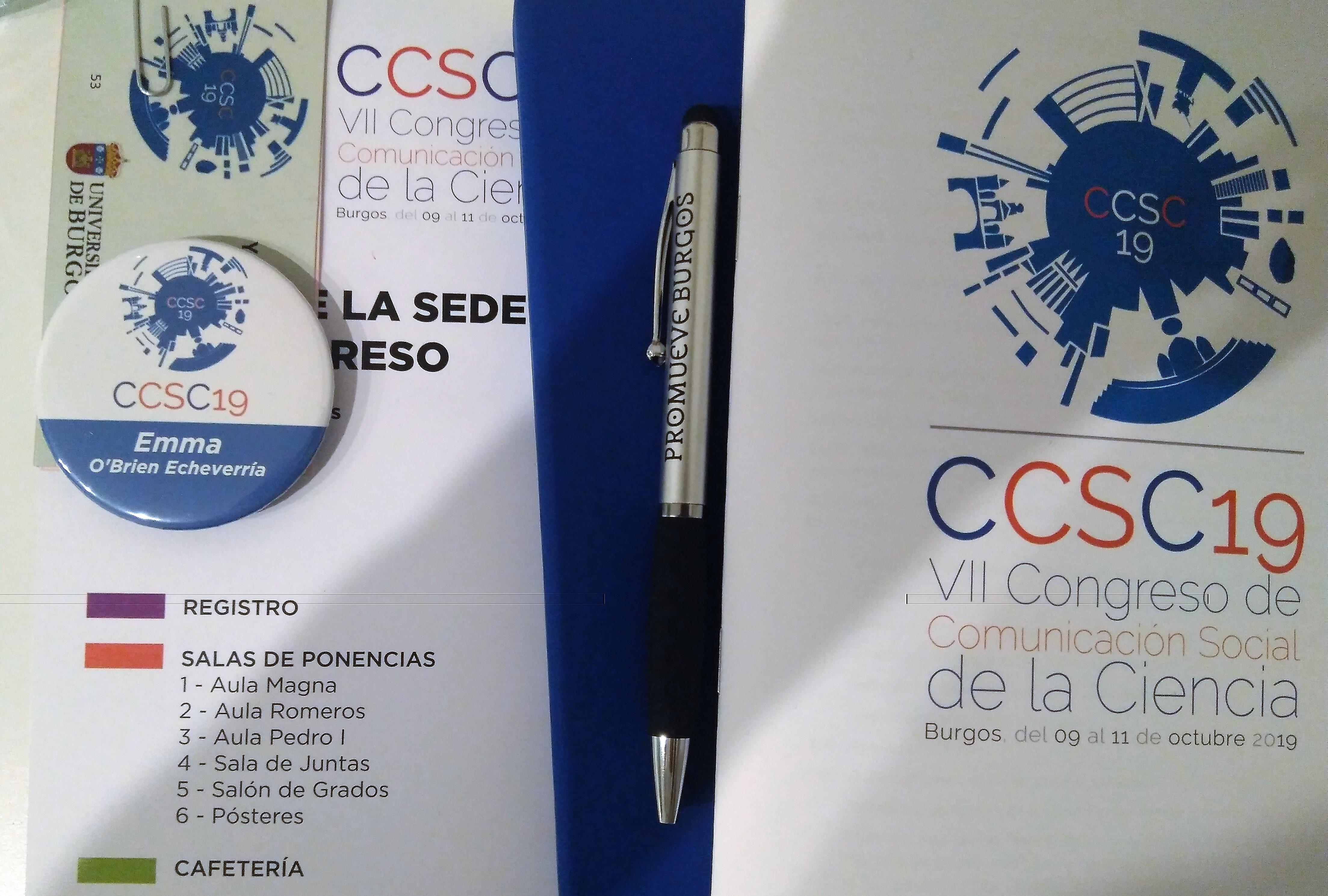 Congreso CCSC2019